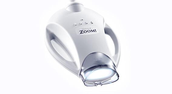 Аппарат для отбеливания зубов ZOOM 4