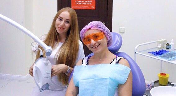 ZOOM 4 в Краснодаре. Клиника Симметрия
