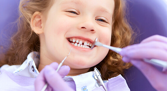 Пластика уздечки губы лазером у детей